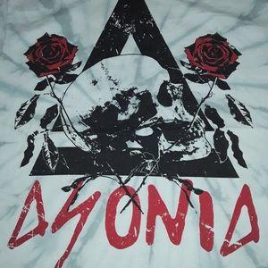 Saint Asonia tour tshirt